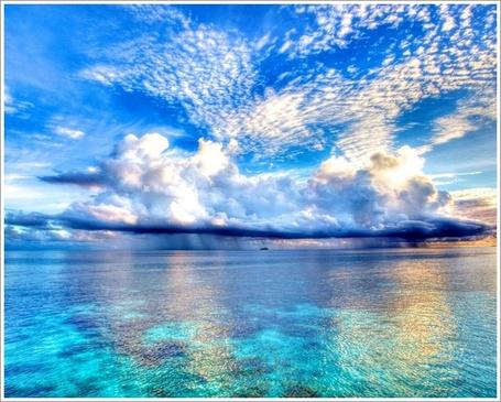 Фото Морская лазурь (© Флориссия), добавлено: 04.09.2011 17:59