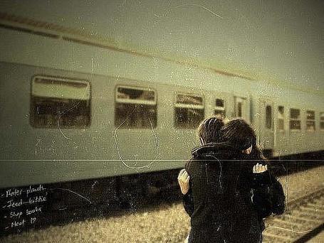 Фото Прощание влюблённых (© Юки-тян), добавлено: 05.09.2011 07:41