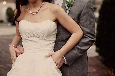 Фото Жених и невеста (© Шепот_дождя), добавлено: 05.09.2011 21:46
