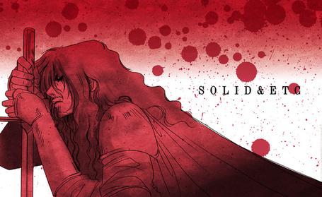 Фото Алукард  из аниме 'Хеллсинг / Hellsing' (SOLD&ETC)