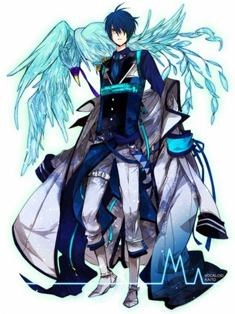 ���� �������� ����� � ������ (Vocaloid Kaito) (� �����_�����), ���������: 10.09.2011 15:08