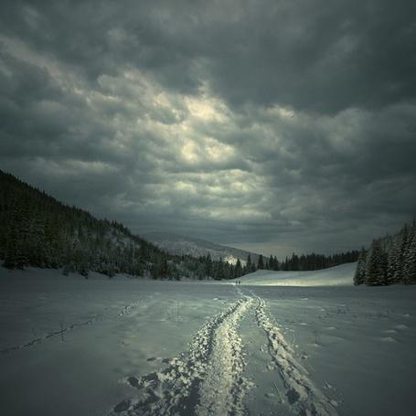 Фото Снежная долина (© Флориссия), добавлено: 19.09.2011 15:00