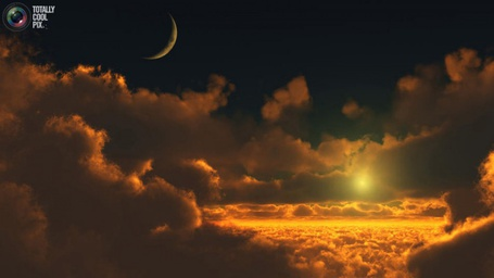 Фото Выше облаков (© Флориссия), добавлено: 24.09.2011 15:24