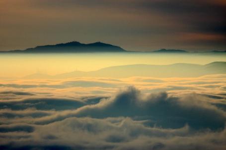 Фото Туман в горах (© Флориссия), добавлено: 27.09.2011 18:22