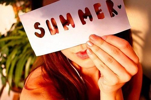 Фото на аву в вк для девушек лето