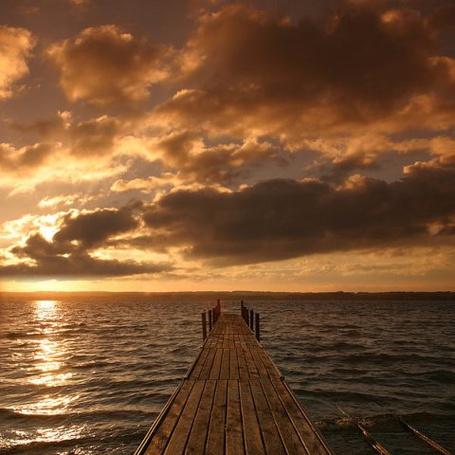 Фото Деревянный помосток (© Юки-тян), добавлено: 04.10.2011 23:44