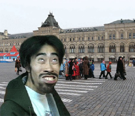 Фото Приключения Хоттабыча по новому.Фотожаба