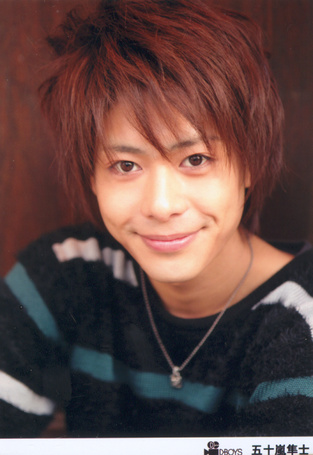Фото Игараси Сюндзи / Igarashi Shunji (© Юки-тян), добавлено: 06.10.2011 23:52