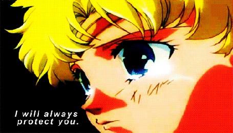 Фото Usagi Tsukino 'I will always protect you.' (Sailor Moon S) (© Anime Love), добавлено: 07.10.2011 21:00