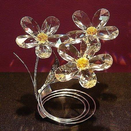Фото Хрустальные цветы (© Юки-тян), добавлено: 08.10.2011 13:26