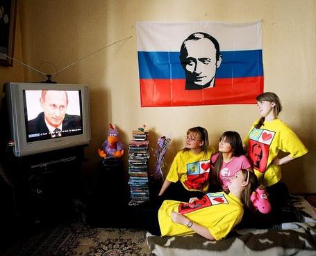 Фото Всенародная любовь (© Anatol), добавлено: 09.10.2011 23:29