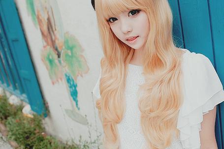 Фото Красивая блондинка (© Anime Love), добавлено: 11.10.2011 22:13
