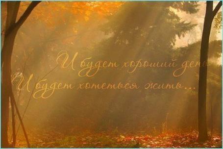 Фото Осень (И будет хороший день. И будет хотеться жить...) (© Юки-тян), добавлено: 13.10.2011 07:19