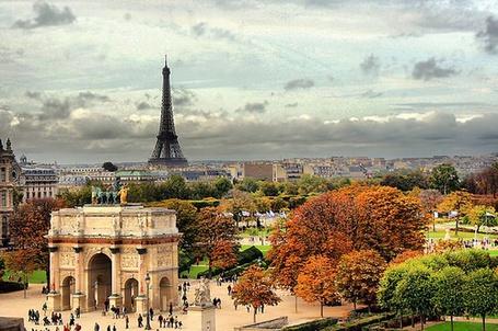 Фото Осенний Париж (© Юки-тян), добавлено: 13.10.2011 15:44