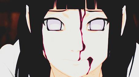 Фото Hyuuga Hinata/Хюга Хината из аниме 'Naruto/Наруто'