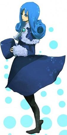 ���� Juvia Loxar / ������ ������ �� ����� 'Fairy Tail / ������ � ������ ��� / ����� ���' (� Panda white), ���������: 27.10.2011 18:22