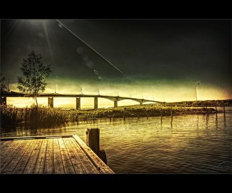 Фото Вечер на речке (© Флориссия), добавлено: 04.11.2011 11:50