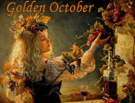 Фото Golden October (© Anatol), добавлено: 13.11.2011 02:51