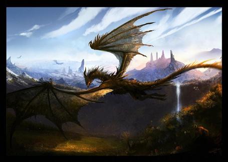 Фото Логово драконов в горах (© Anatol), добавлено: 24.11.2011 19:41