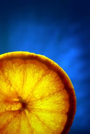 Фото Апельсиновая долька (© Radieschen), добавлено: 28.11.2011 05:40