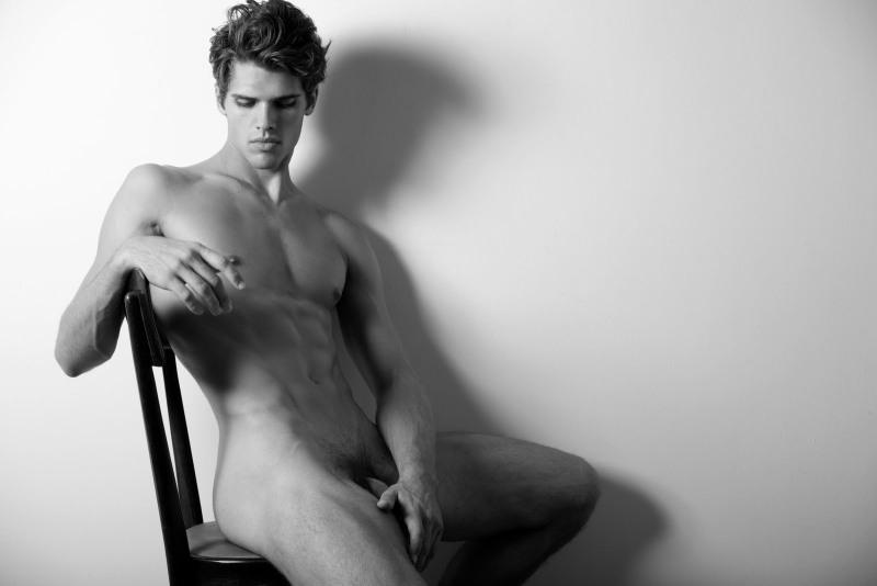 фото голые парни ню модели