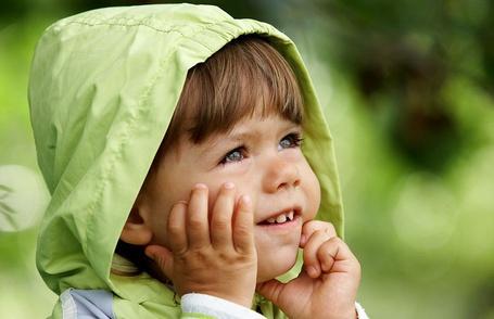 Фото Маленький мальчик в камбенезоне