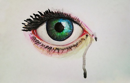 Фото Нарисованный глаз (© bad luck), добавлено: 03.12.2011 05:51