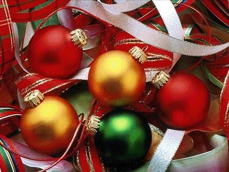Фото Новогодние шары (© Юки-тян), добавлено: 05.12.2011 16:01
