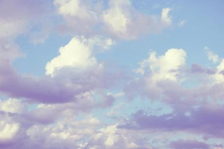 Фото Красивые сиреневые облака (© Radieschen), добавлено: 05.12.2011 20:22