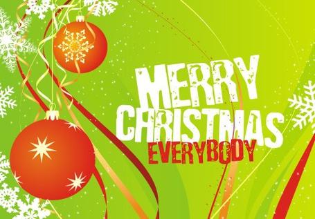 Фото Merry Christmas everybody / Всем счастливого Рождества