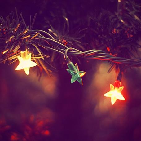 Фото Герлянда с лампочками в виде звезд (© Юки-тян), добавлено: 07.12.2011 20:22