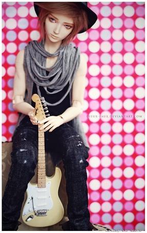 Фото Куклы `OnlyBoys` (© Фенн), добавлено: 10.12.2011 16:46