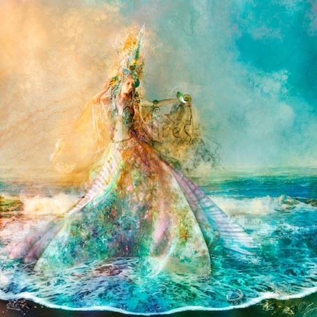 Фото Владычица морская вышла на берег (Foxfires)