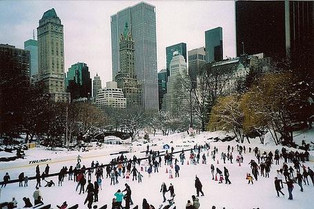 Фото Каток в Нью-Йорке (© Кофе мой друг), добавлено: 23.12.2011 20:04