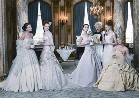 Фото Свадебные наряды (© DashaV), добавлено: 25.12.2011 22:13