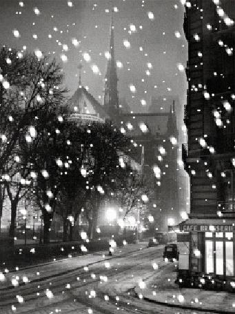 Фото Снегопад на улочках Старой Риги (© Anatol), добавлено: 30.12.2011 00:37