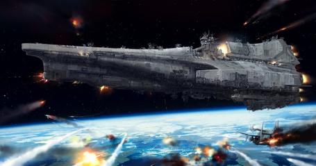 Фото Космические войны (© Anatol), добавлено: 30.12.2011 15:58