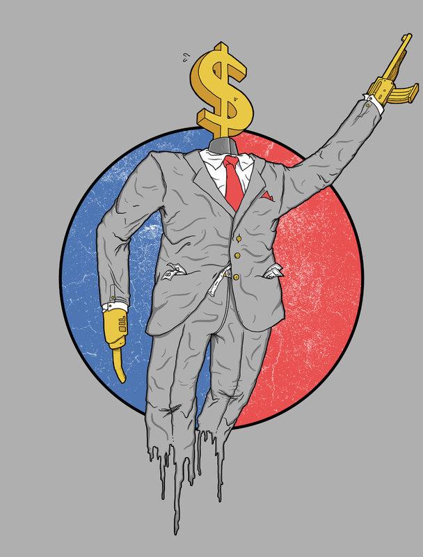 картинка человек со знаком доллара