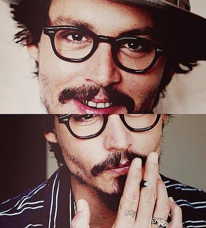 Фото Американский актер Джон Кристофер 'Джонни' Депп II / John Christopher «Johnny» Depp II (© Радистка Кэт), добавлено: 04.01.2012 19:48