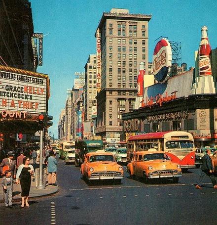 Фото New york / Нью Йорк (1955)