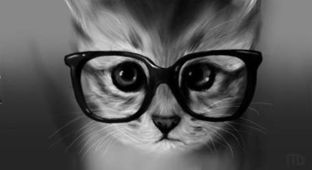 Фото Котик в очках (© Кофе мой друг), добавлено: 06.01.2012 13:29