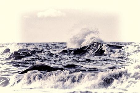 Фото Бушующее море (Mark Nelson) (© Radieschen), добавлено: 07.01.2012 08:52