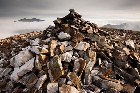 Фото Гора из мелких камней (Glyn Davies) (© Radieschen), добавлено: 10.01.2012 07:19