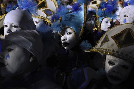 Фото Карнавал в Бразилии (© Штушка), добавлено: 11.01.2012 22:24