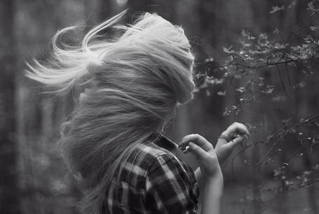 Фото У девушки развеваются  густые волосы на ветру (© Радистка Кэт), добавлено: 17.01.2012 18:49