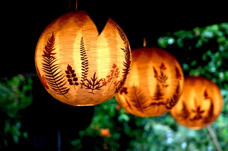Фото Круглые рыжие китайские фонарики ...: photo.99px.ru/photos/69965
