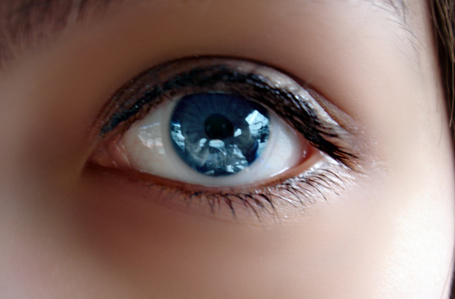 Фото Голубой глаз (© Mary), добавлено: 19.01.2012 23:26
