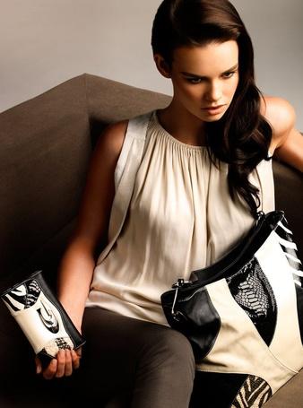 Фото Элегантная девушка с сумочкой и кошельком (Robert Earp) (© Radieschen), добавлено: 20.01.2012 09:16
