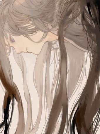 Фото Девушка с длинными волосами (© Krista Zarubin), добавлено: 30.01.2012 11:38