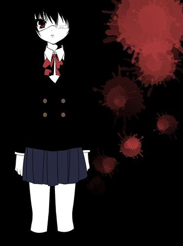 Руки девушки в крови фото